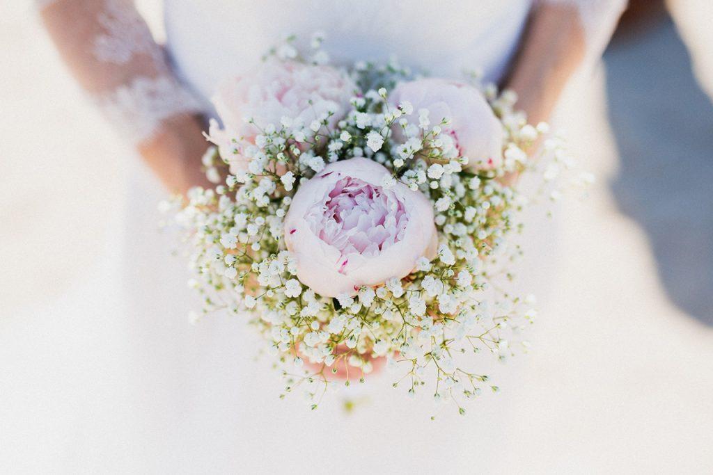 bouquet de la mariée à Pont Labbe