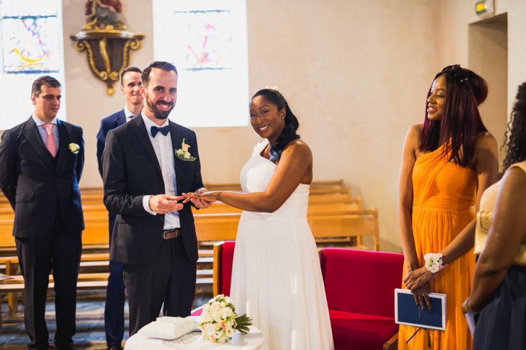 photo mariage église Audierne