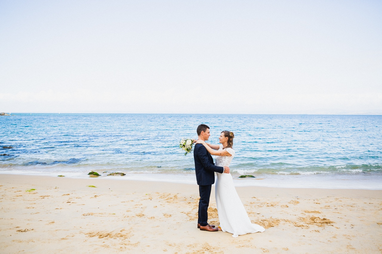 reportage photo mariage Douarnenez quimper