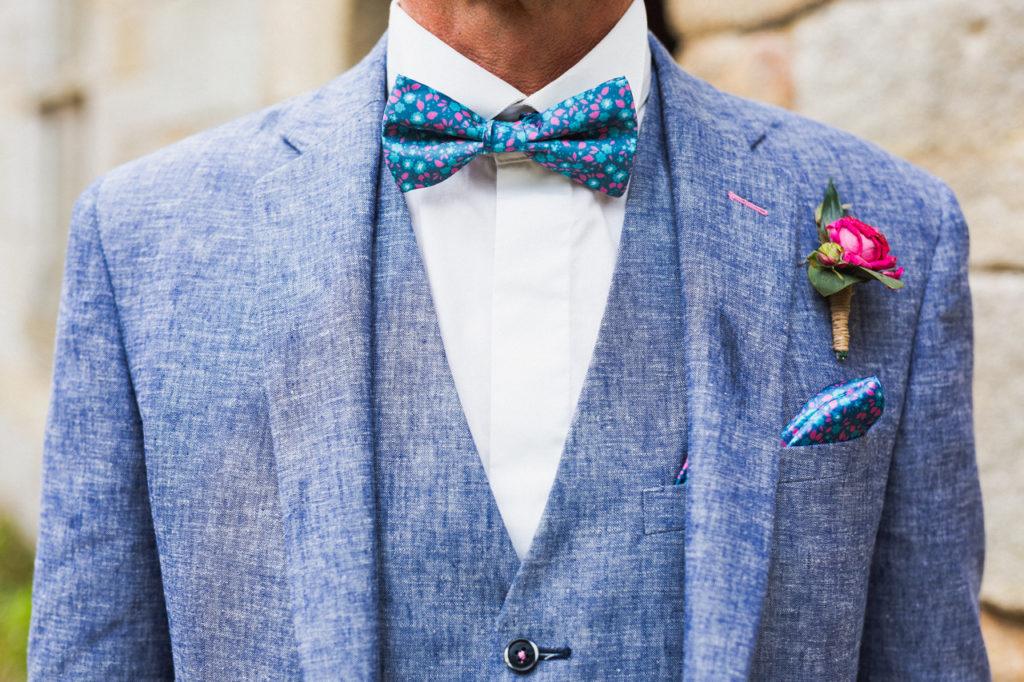Costume du marié Pont-Labbe