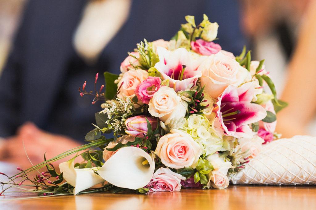 Bouquet de la mariée Quimper Brest