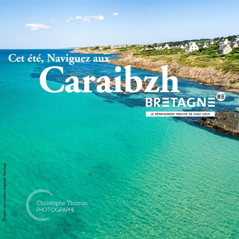 campagne de promotion de la Bretagne